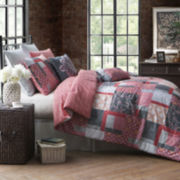 Lucca 8-pc. Reversible Comforter Set