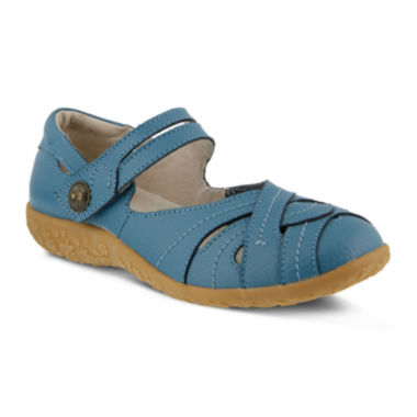 jcpenney.com | Spring Step Hearts Mary Janes - Wide Width