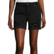 a.n.a® Roll Cuff Boyfriend Shorts