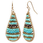 drop earrings (1473)