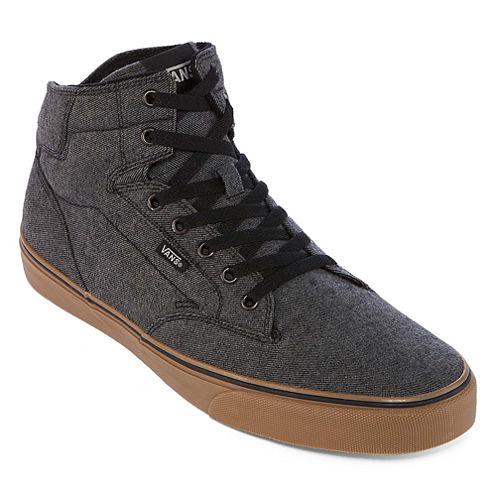 Vans Winston Hi Mens Skate Shoes