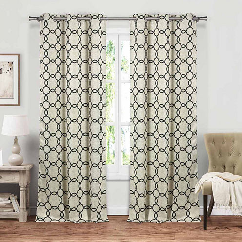 Angela 2-Pack Curtain Panel