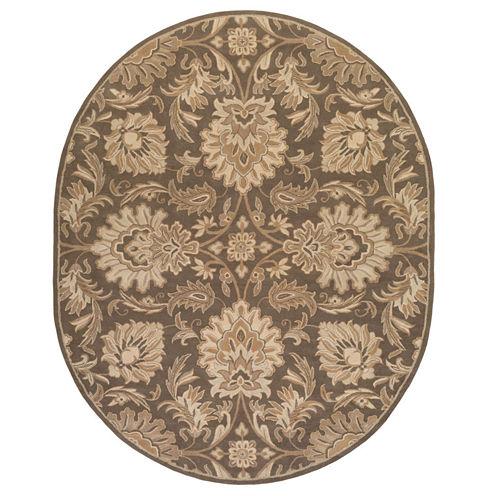 Decor 140 Vitrolles Hand Tufted Oval Rugs