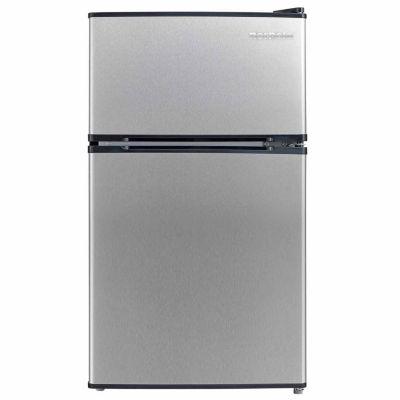 2 Door Mini Refrigerator