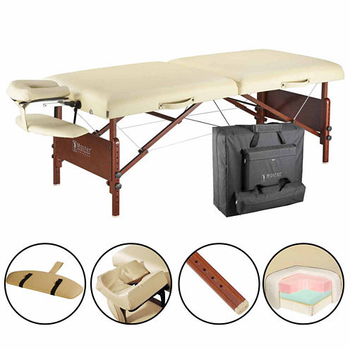 "Master® Massage Del Ray™ LX 30"" Portable Massage Table"