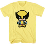 Cartoon Wolverine Tee