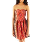 Arizona Strapless Dress