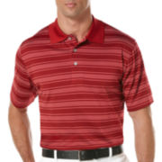 PGA TOUR® Striped Polo Shirt