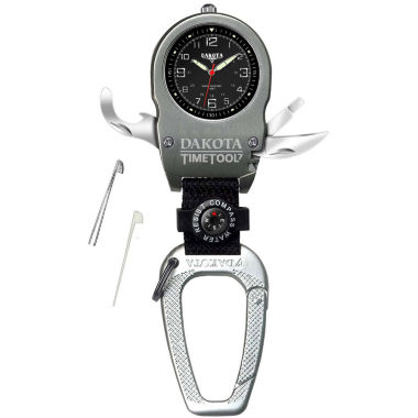 jcpenney.com | Dakota Men's Time Tool Carabiner Watch, Black 79729