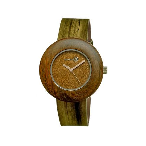Earth Wood Ligna Olive Watch