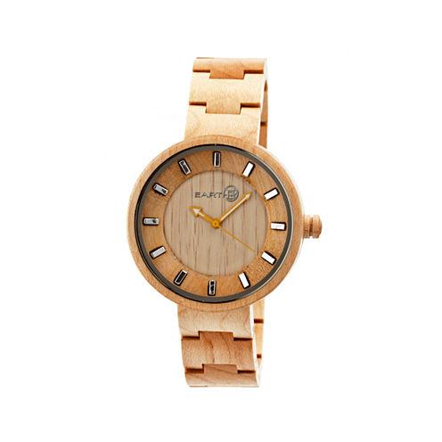 Earth Wood Root Khaki Bracelet Watch ETHEW2501