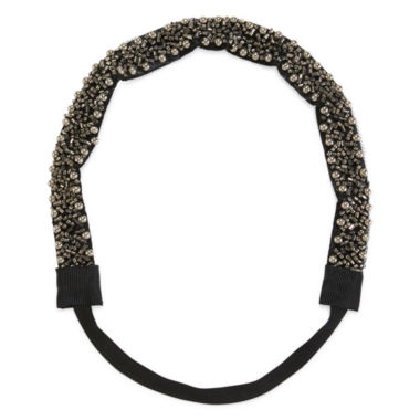 jcpenney.com | Mixit™ Fishnet Ribbon Simulated Pearl Headband