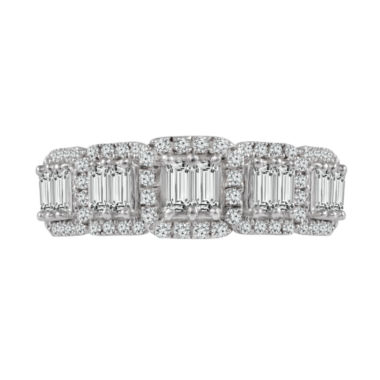 jcpenney.com | Diamond 10K White Gold Engagement Ring 1
