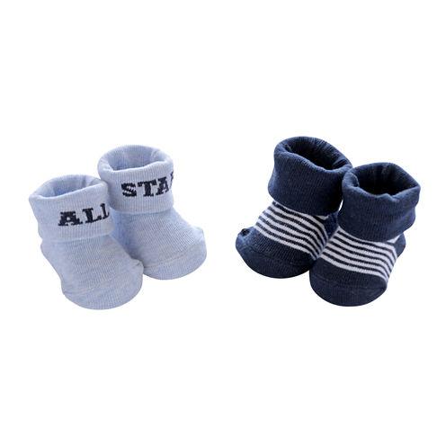 Carter's® 2-pk. Allstar Booties - Baby Boys