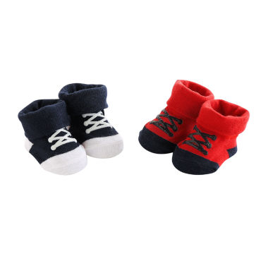 jcpenney.com | Carter's® 2-pk. Sneaker Booties - Baby Boys