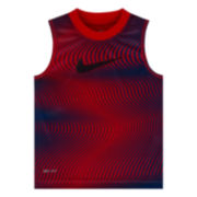 Nike® Sleeveless Dri-FIT Tee - Preschool Boys 4-7