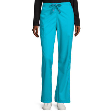 jcpenney.com | WonderWink® Womens WonderWork Grace Flare-Leg Pants - Plus