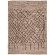 Nourison® Tribal Shag Rectangular Rug