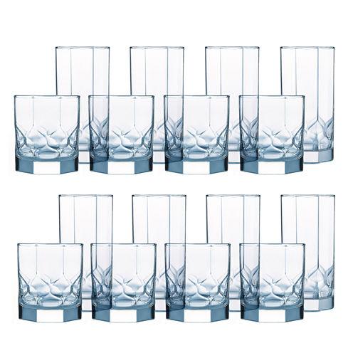Luminarc® Topaz 16-pc. Glassware Set