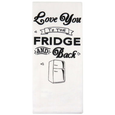 jcpenney.com | Metro Farmhouse By Park B. Smith® Love You Set of 2 Kitchen Towels