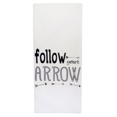 jcpenney.com | Metro Farmhouse By Park B. Smith® Follow Your Arrow Set of 2 Kitchen Towels