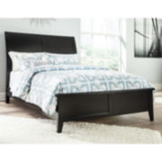 Signature Design by Ashley® Braflin Sleigh Bed