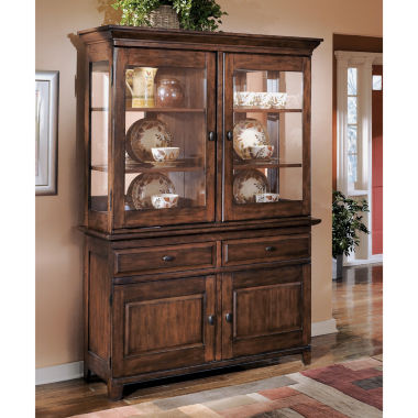 jcpenney.com | Signature Design by Ashley® Larchmont China Cabinet Top Only