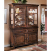 Signature Design by Ashley® Larchmont China Cabinet