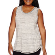 Liz Claiborne® Tank Top - Plus