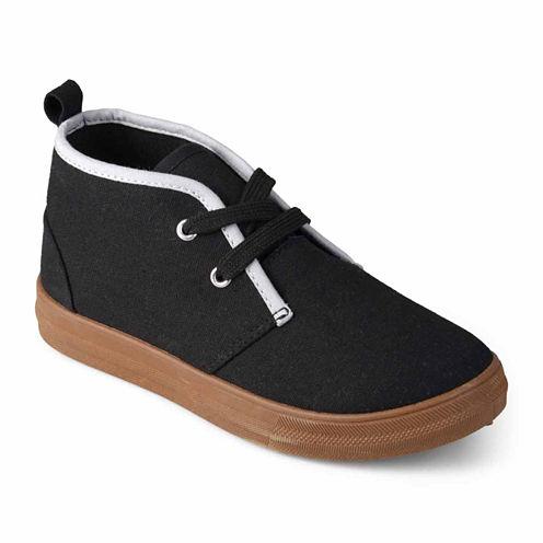 Journee Kids Zyon Boys Slip-On Shoes - Little Kids