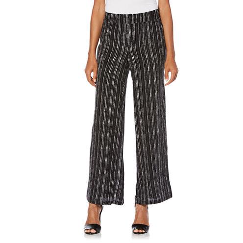 Rafaella Knit Pull-On Pants