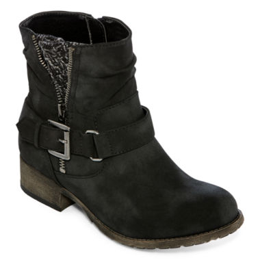 jcpenney.com | Pop Geller Womens Ankle Booties