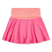 Okie Dokie® Yoga Skater Skort - Preschool Girls 4-6x