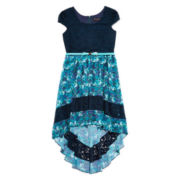 Disorderly Kids® High-Low Lace Dress - Girls 7-16 and Plus