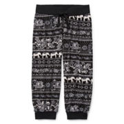 Lulu Cropped Jogger Pants - Girls 7-16