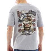 No Bad Days® Red, White & Brew Graphic Tee