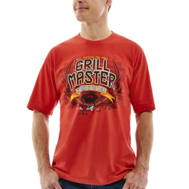jcpenney.com | No Bad Days® Grill Master Graphic Tee