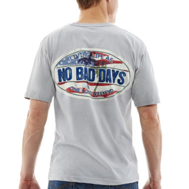 jcpenney.com | No Bad Days® Americana Logo Tee