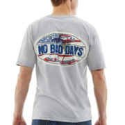 No Bad Days® Americana Logo Tee