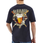 No Bad Days® Most Valuable Pitcher Graphic Tee