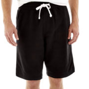 Hollywood Fleece Shorts with Aztec-Print Pocket