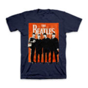 Beatles Ticket to Ride Graphic Tee
