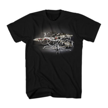 jcpenney.com | Star Wars™ X Wipes Graphic Tee