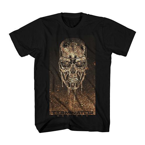 Terminator™ Melting Metal Graphic Tee