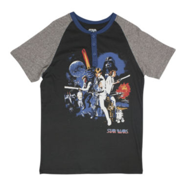 jcpenney.com | Star Wars™ Old Guard Graphic Henley
