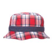 Panama Jack Reversible Cotton Bucket Cap