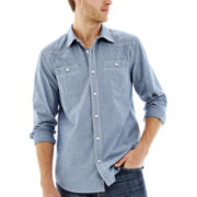 i jeans by Buffalo Mimano Long-Sleeve Woven Shirt