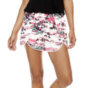 L'Amour by Nanette Lepore Dolphin-Hem Shorts