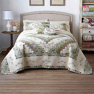 Home Expressions Cassandra Bedspread Amp Accessories