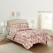 Ellen Tracy Padma Snakeskin 3-pc. Comforter Set